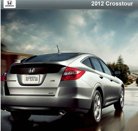 Honda Crosstour, courtesy Honda