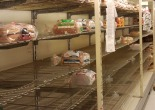 Bread Aisles Emptied In Anticipation of Hurricane Sandy