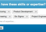 Skills Endorsement Feature on LinkedIn