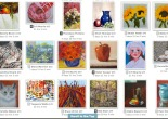 DailyPaintworks.com Art Auction for Hurricane Sandy Relief