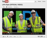 Parody of Gangnam Style viral video - poking fun at LIPA after Hurricane Sandy