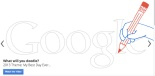 Google Doodles 2013 Logo Design Contest