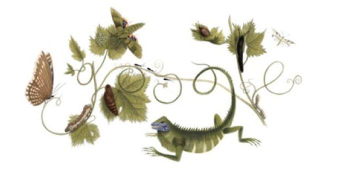 April 13, 2013 Google Doodle