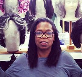 Oprah Winfrey 2013 No Makeup Photography Tip...