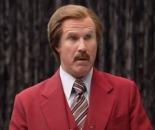 Will Ferrell as Ron Burgundy, Dodge Durango's New Spokesman