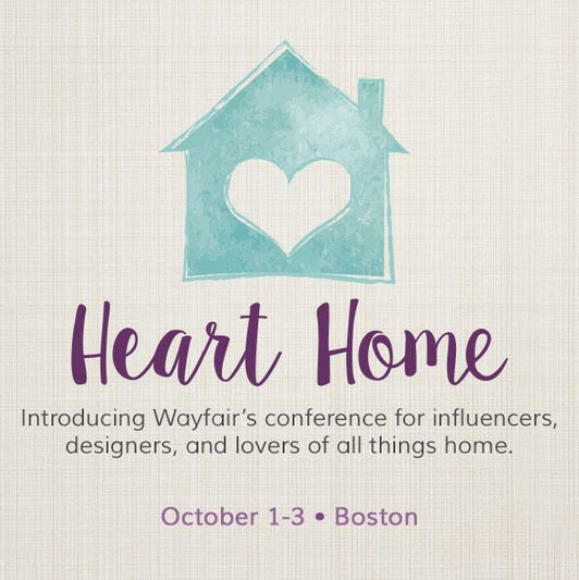 How do you generate buzz for your brand? Sponsor a conference specifically for bloggers  in your field. Home decorating innovator Wayfair, Inc. is doing just that!